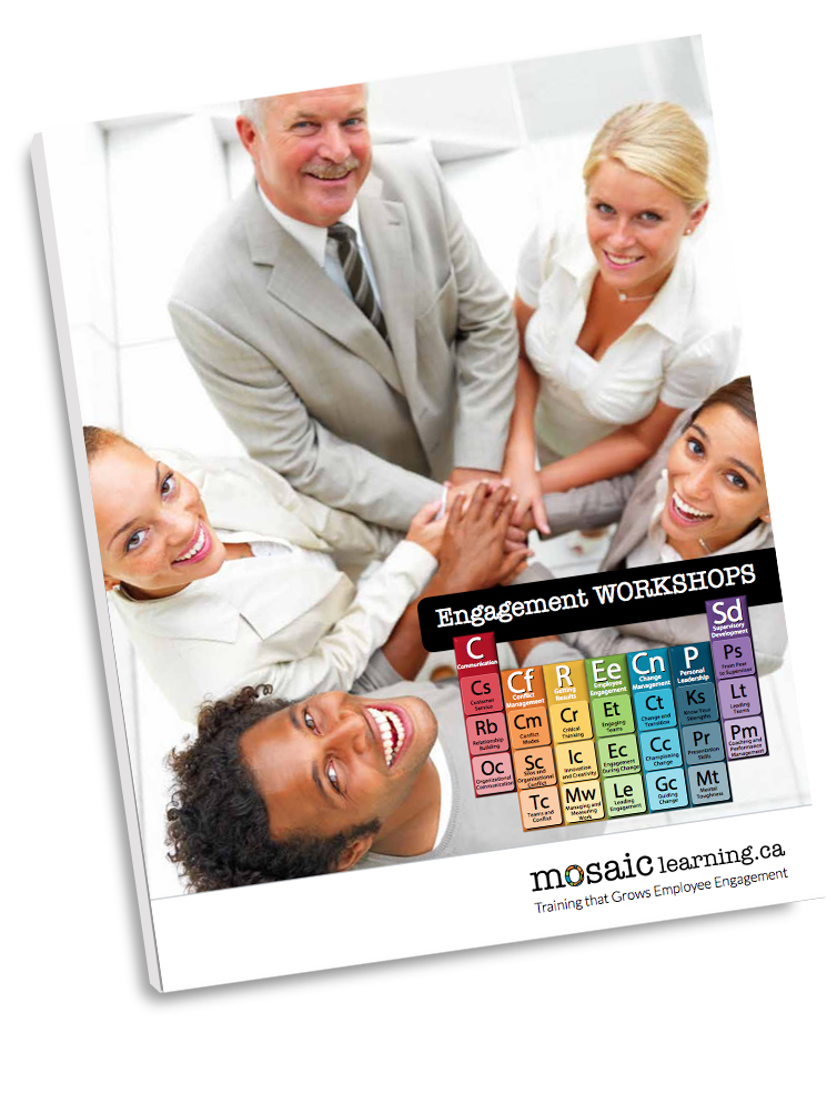 Mosaic-Learning-Catalogue